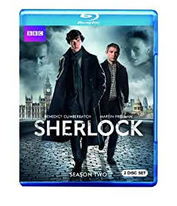 Sherlock: Season 2 [Blu-ray]