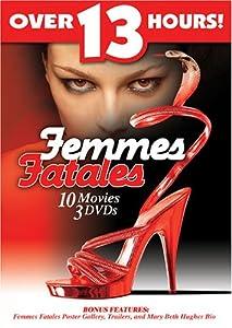 Femmes Fatales 10 Movie Pack