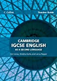img - for Cambridge IGCSE English as a Second Language Teacher Guide (Collins IGCSE English as a Second Language) book / textbook / text book
