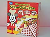 Disney Mickey Mouse Microwave Crepe Maker Imported