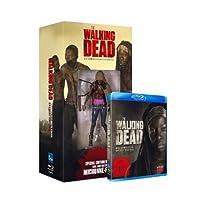 The Walking Dead - Die komplette dritte Staffel (inkl. Michonne Figur / exklusiv bei Amazon.de) [Blu-ray]
