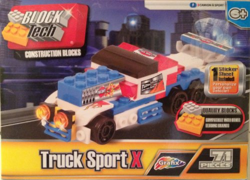Block Tech Truck Sport X