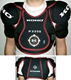 KOHO SP 2255 Junior Ice Hockey Shoulder Pads (Large)