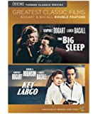 TCM Big Sleep, The / Key Largo (DVD)(DBFE)