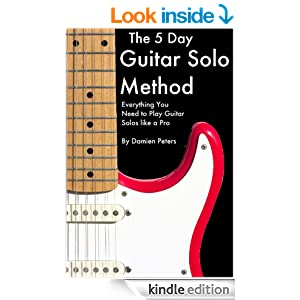 The 5 Day Guitar Solo Method