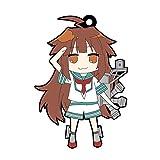 艦隊これくしょん-艦これ- トレーディングラバーストラップ 9:球磨 メディアファクトリー