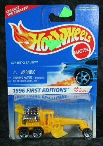 Hot Wheels 1996 Collector #373 Street Cleaver 1/64