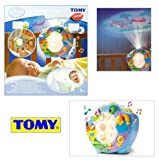 TOMY Disney baby Winnie the Pooh Sweet Dreams Lightshow 0m+ Baby Care Night Lights 5011666020153