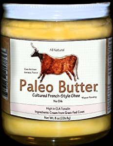Paleo Butter French Ghee (Twin Pack)