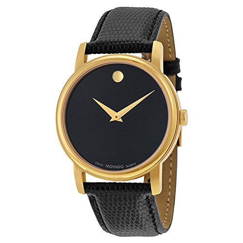 Columbia Men's Movado Gold Museum Classic Leather