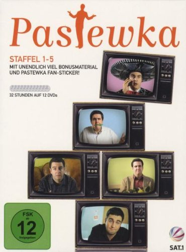 Pastewka - Staffel 1-5 [12 DVDs]