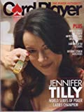 Aug 17, 2005 *CARD PLAYER* THe Poker Authority Magazine Featuring, JENNIFER TILLEY
