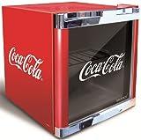 Husky Cool Cube Mini-Kühlschrank Coca Cola Design / Energie...