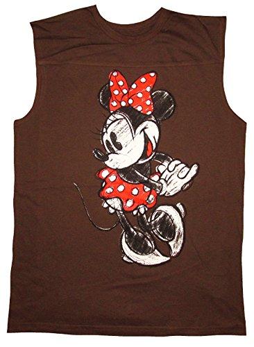 Disney Womens Minnie And Daffy Sassy Amp Classy Tee L Pink
