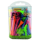 CHAMP Zarma FLYtee, Neon Mixed, 2 3/4-Inch