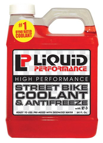 Liquid Performance Racing Street Bike Coolant and AntiFreeze 0535