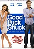 Good Luck Chuck (Widescreen Unrated) [DVD] [2007] [Region 1] [US Import] [NTSC]