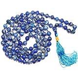 FairyBells Kart Energised Lapis Lazuli Crystal Mala FBKAC92