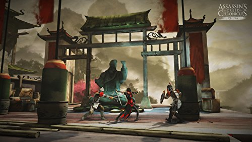Assassins Creed Chronicles  galerija