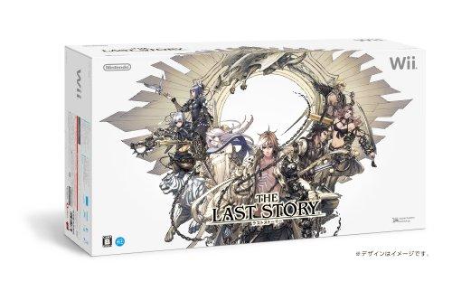 Wii本体 ラストストーリー スペシャルパック(RVL-S-WABA) 特典 エレメント オブ ザ ラストストーリー(サントラCD+ビジュアルブック)付き
