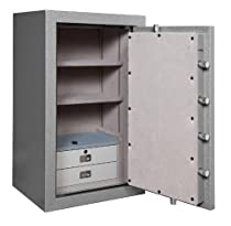 Winchester Home 12-11-E Safe; 2 Drawers (Granite) (Electronic Lock)