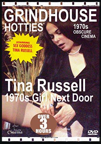 DVD : Tina Russell: Girl Next Door