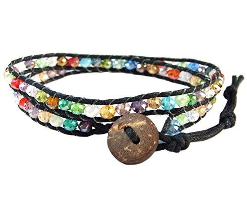 lun-na-raro-artesano-wrap-bracelet-pulsera-cristal-cuerda-de-algodon-thailand