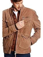 Bogner Jeans Cazadora Piel Greg (Marrón)