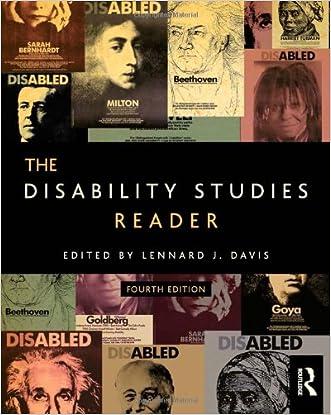 The Disability Studies Reader written by Lennard J. Davis