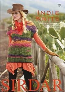 Sirdar Knitting Pattern Book - Indie Knits