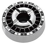 【無駄な煙が出ない灰皿】 ノンレット21 『クロームWP』