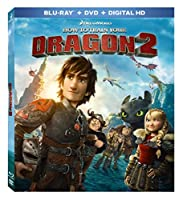 How to Train Your Dragon 2 [Blu-ray] by 20th Century Fox