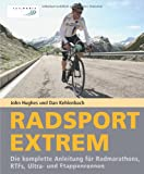 Radsport extrem: Die komplette Anleitung für Radmarathons, RTFs, Ultra- und Etappenrennen