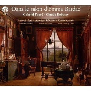 Dans Le Salon D'Emma Bardac
