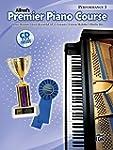 Premier Piano Course Performance, Bk...