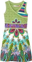 Desigual Dress Api Green 41v3170/4075 Girls (7/8)