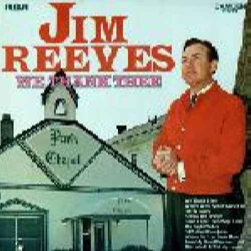 we thank thee (RCA 2552- LP vinyl record)
