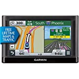 Garmin nüvi 56LMT GPS Navigators System with Spoken Turn-By-Turn Directions, Preloaded Maps and Speed Limit Displays (USA and Canada) (Certified Refurbished)