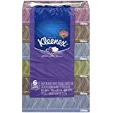 Kleenex Ultra Facial Tissue Flat Bundle, 70 count (Pack of 6)