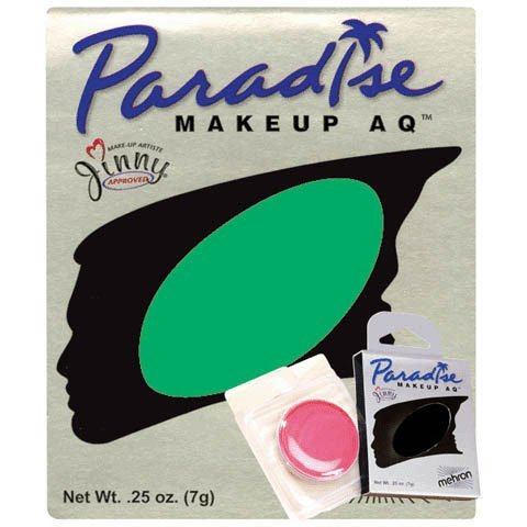 Paradise Amazon Green Single R