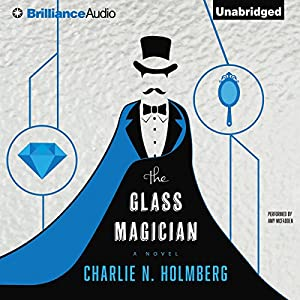 The Glass Magician Hörbuch