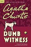 Dumb Witness: A Hercule Poirot Mystery