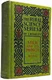 img - for Milk and Its Products (The Rural Sciences Series) book / textbook / text book