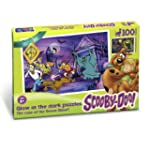 Scooby Doo Glow in the Dark Puzzle -...
