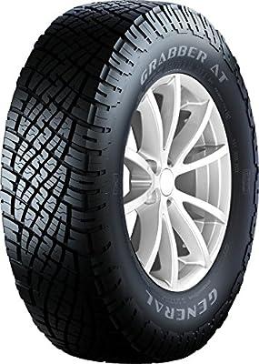 General Tire, 255/60R18 112H XL FR GRABBER AT - Ganzjahresreifen von Continental Corporation - Reifen Onlineshop