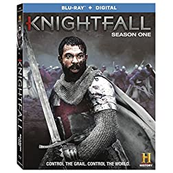 Knightfall - Season 1 [Blu-ray]