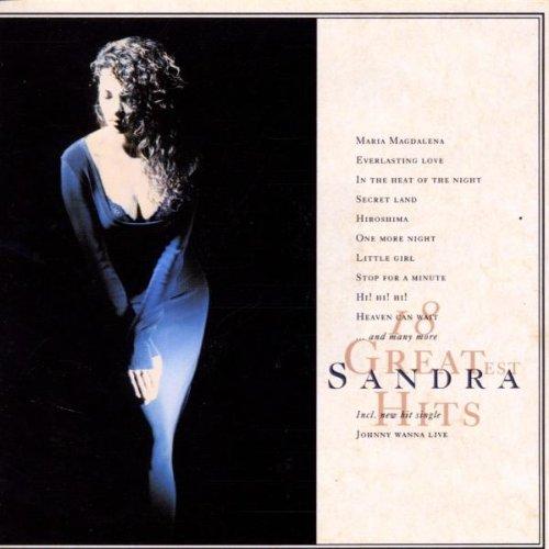 Sandra - Greatest Hits of the 80