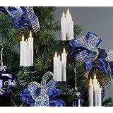Triaden Lichterkette 48 Kerzen weiss