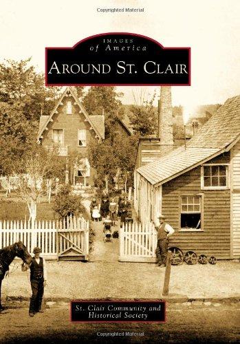 Around St. Clair (Images of America)