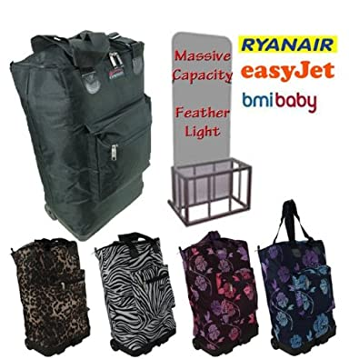bagages de cabine roulettes sac main flight bag pliant. Black Bedroom Furniture Sets. Home Design Ideas